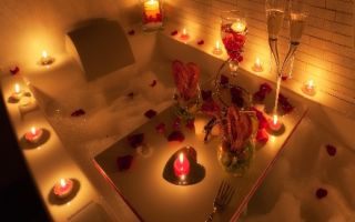 Романтический вечер — идеи, которые производят неизгладимое впечатление