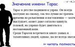 Что означает  имя тарас – характеристика имени тарас, толкование имени тарас