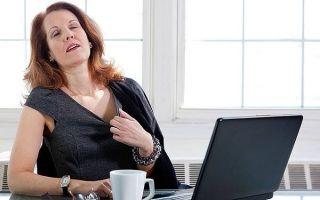 Климакс: симптомы и признаки, как пережить