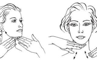 Как избавиться от второго подбородка с помощью массажа и простейшей гимнастики