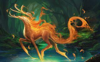 7 представителей магических существ