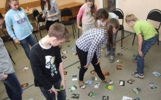 Психологические игры и упражнения для подростков