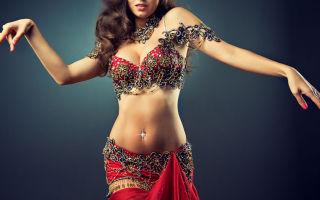 Быть стройной и красивой с помощью  танца живота