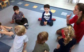 Психологические игры и упражнения для детей