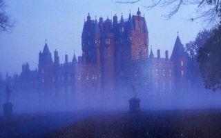 Самые известные приведения замков