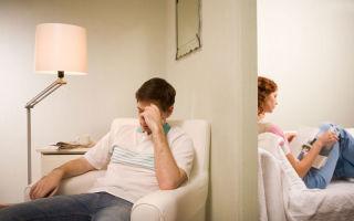 Семейные проблемы и депрессия