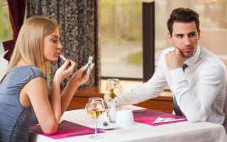 Каких мужчин ждут женщины на первом свидании