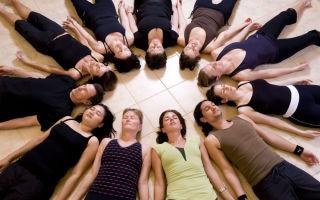 Релаксационный тренинг – игры и  упражнения