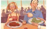 Стимулирование пищеварения