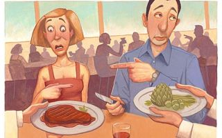 Быть или не быть вегетарианцем