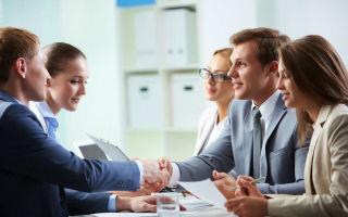 Проведение деловой беседы —  проведение деловых переговоров