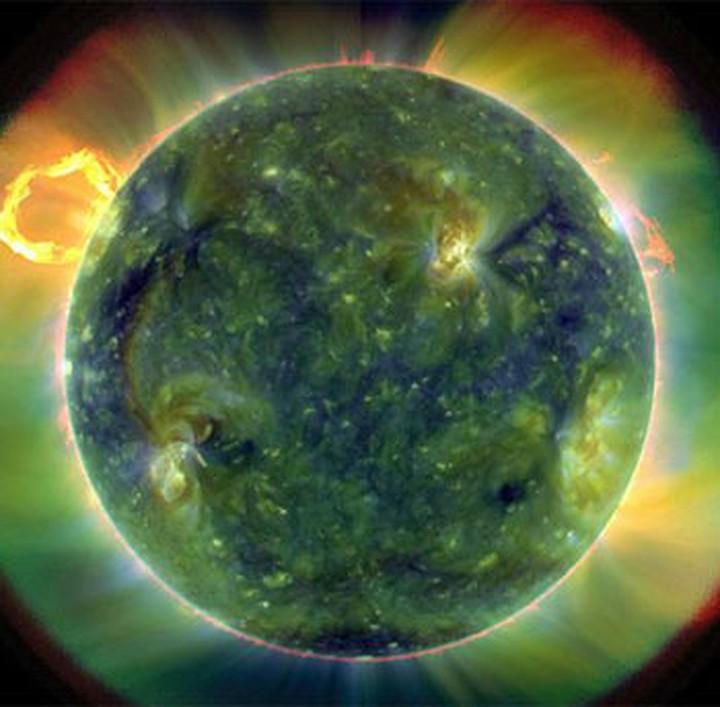 Лунные свидетельства солнечной активности в ледниковый период7